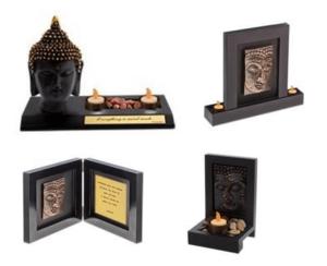 Table Top Buddha