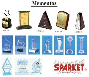 mementos-Awards-and-gifts