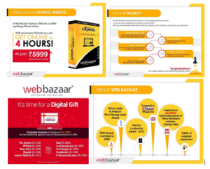 Web Bazaar Digital Gift Vouchers