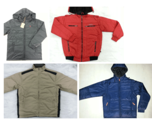Jackets With Padding