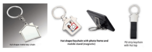 House Shape Keychains