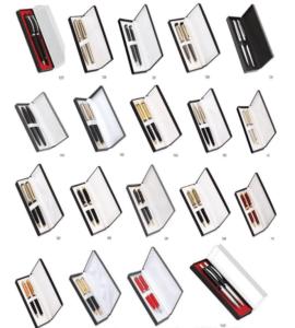 Box Packing Metal Pens