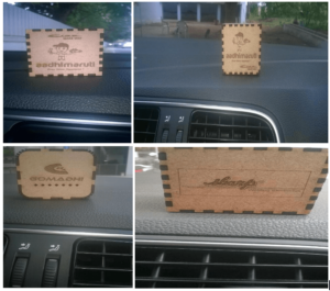 Natural Car Deodoriser