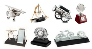Miniature Table Clocks