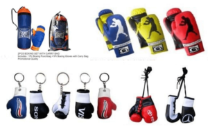 Promotional Boxing Items