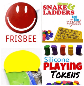 Silicone Fun Time Items