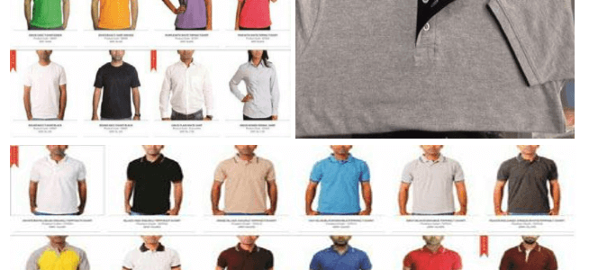 Customised T-Shirts as Corporate Gifts