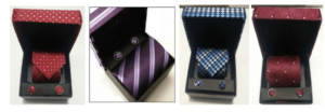 2 in 1 Gift Set Ties