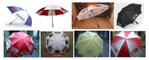 Single Fold Umbrellas