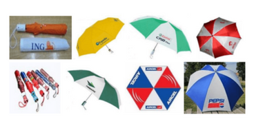 Promotional Umbrellas as Corporate Gifts