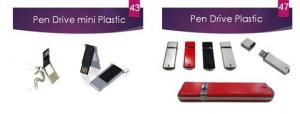 Plastic Pen Drive