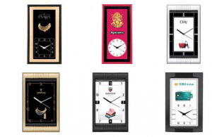 Rectangular Wall Clocks