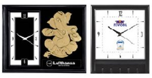 Wall Clock With Ganesh