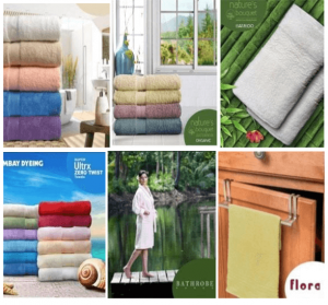 Bombay Dyeing Towels Range
