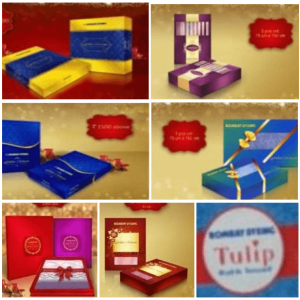 Customised Bombay Dyeing Gift Packs