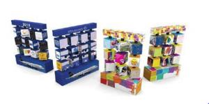 3X4 Revolving Calendar Cube