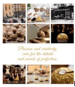 Ferrero Italian Creation for You