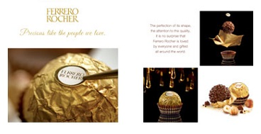 Ferrero Rocher as Corporate Gifts