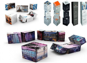 Magic Cube Calendar