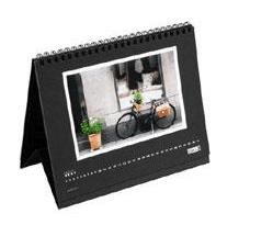 Regular Tabletop Spiral Calendars