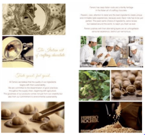 The Italian Art of Crafting Chocolates