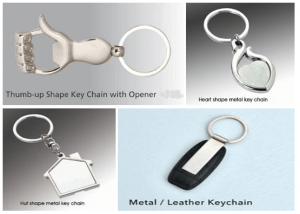 Keychain with Openers