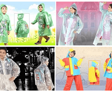 Raincoats as Corporate Gifts
