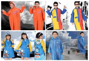 Rain Coats for Kids