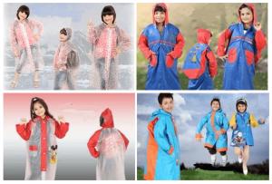 Rain Dresses For Kids