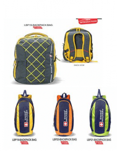 Backpack Bag with MRP 1690