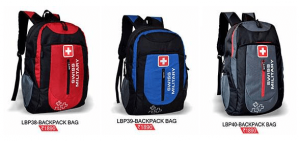 Backpack Bag with MRP 1890 Range