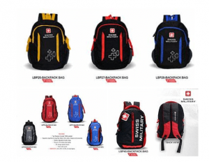 Backpack Bag with Rs 1690