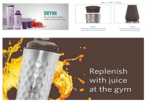Insulated Tumbler Vaya Drynk Thermos to Sip, Drink & Gulp