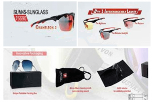 Sunglasses MRP 5290 to 8690
