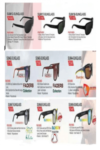 Swiss Military eye gear