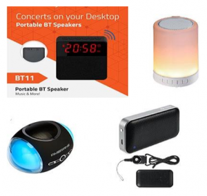 MRP 1899 for ARTIS model BT11 wireless Bluetooth Speaker with TF Card Reader
