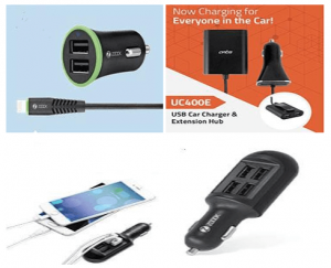 ZOOOK Model ZF C2UL Car Charger
