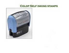COLOP Self Inking Stamp
