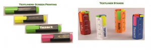 Text Liners or Highlighters Stands