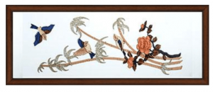 Birds Wall Hanging Handicrafts