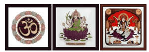 Divine Wall Hanging Handicrafts