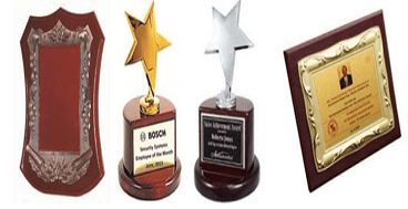 Awards, Trophies & Mementoes over Rs.1,100