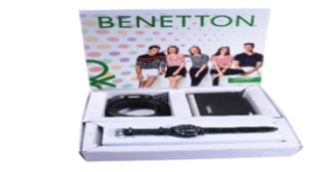 UNITED COLORS OF BENETTON Range of Corporate Gifts