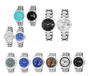 DAY & DATE DISPLAY WATCHES