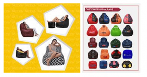 Bean Bags Neck Pillows and Eye Masks