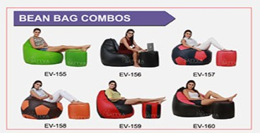 Bean Bags, Neck Pillows & Eye Masks as Corporate Gifts