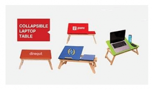 Collapsible Laptop Table