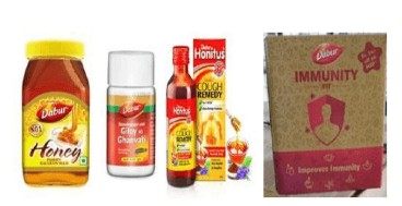 Dabur Immunity Booster Kits as Corporate Gifts