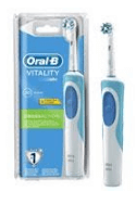 Oral-B Vitality White and Clean electric rechargeable toothbrush