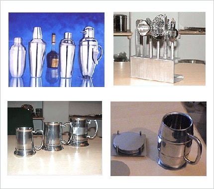 Promotional Stainless Steel Bar Gift Items